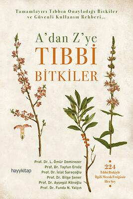 hay kitap - A'dan Z'ye Tıbbi Bitkiler