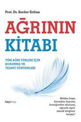 hay kitap - Ağrının Kitabı Prof. Dr. Serdar Erdine