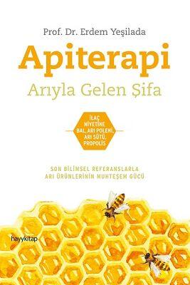 hay kitap - Apiterapi Prof. Dr. Erdem Yeşilada