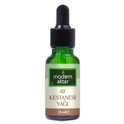 Modern Aktar - AT KESTANESİ YAĞI Horse-Chestnut Oil 20 mL