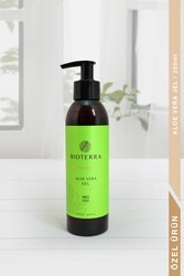 BİOTERRA - Bioterra Organik Aloe Vera Jel 250 ml