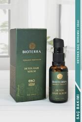 BİOTERRA - Bioterra Organik Detoks Hair Serum 30 ml (Detoks Saç Serumu)