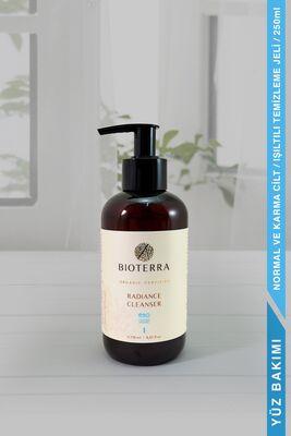 BİOTERRA - Bioterra Organik Radiance Cleanser 250 ml (Işıltı Yüz Temizleme Jeli)