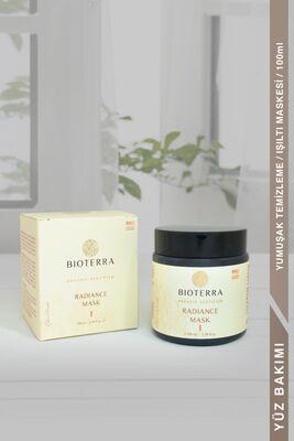 BİOTERRA - Bioterra Organik Radiance Mask (Işıltı Maskesi) 100 ml