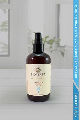 BİOTERRA - Bioterra Organik Radiance Tonic 250 ml (Işıltı Yüz Tonik)