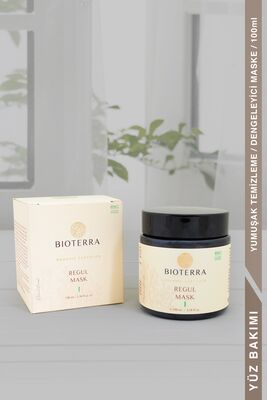 BİOTERRA - Bioterra Organik Regul Mask (Dengeleyici Maske) 100 ml