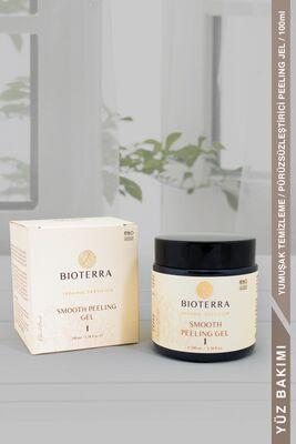 BİOTERRA - Bioterra Organik Smooth Peeling Gel 100 ml (Pürüzsüzleştirici Peeling Jel)