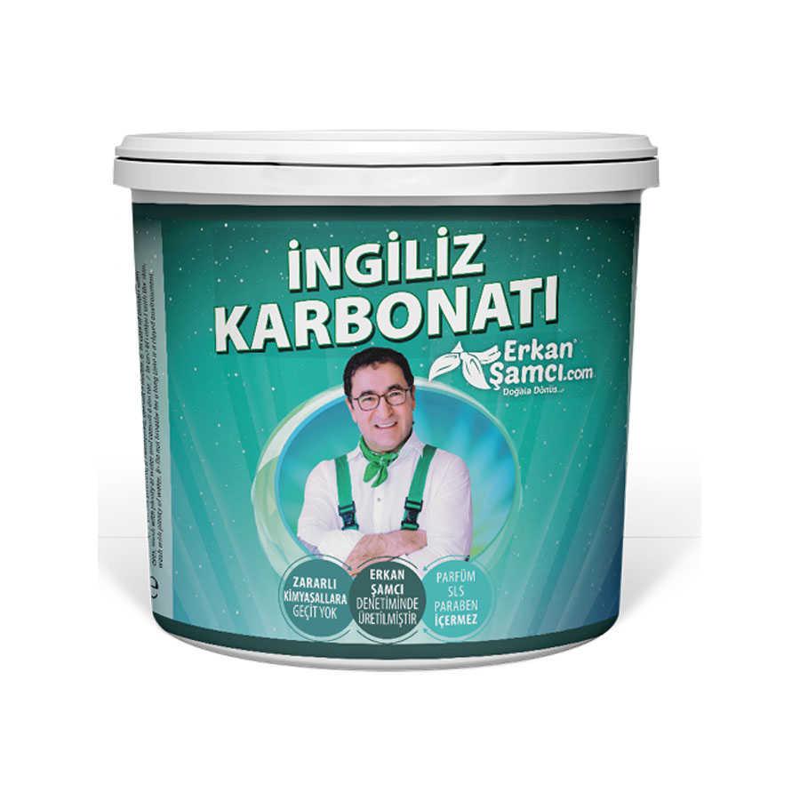 İNGİLİZ KARBONATI - SODYUM BİKARBONAT 500 GR