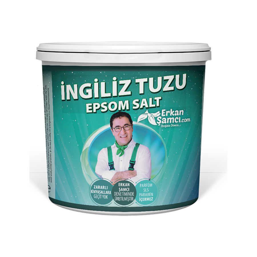 İNGİLİZ TUZU - EPSOM SALT 500 GR